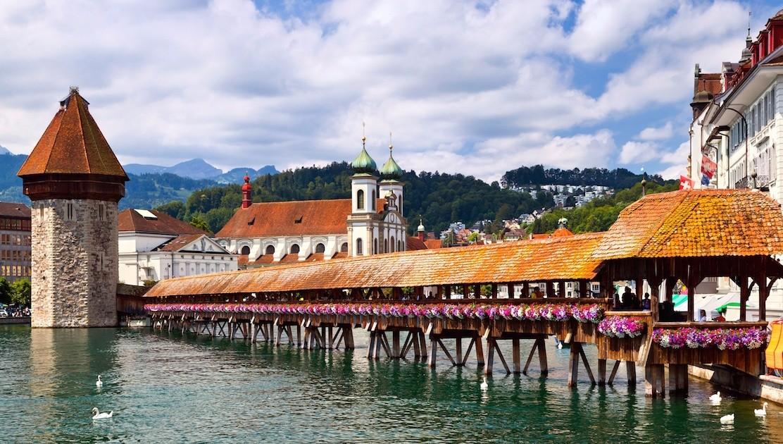 просмотра швейцария достопримечательности фото и названия распространённый