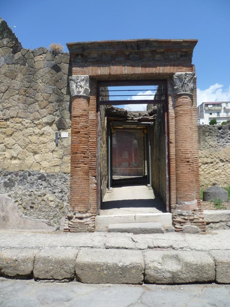 Геркуланум: древний и современный