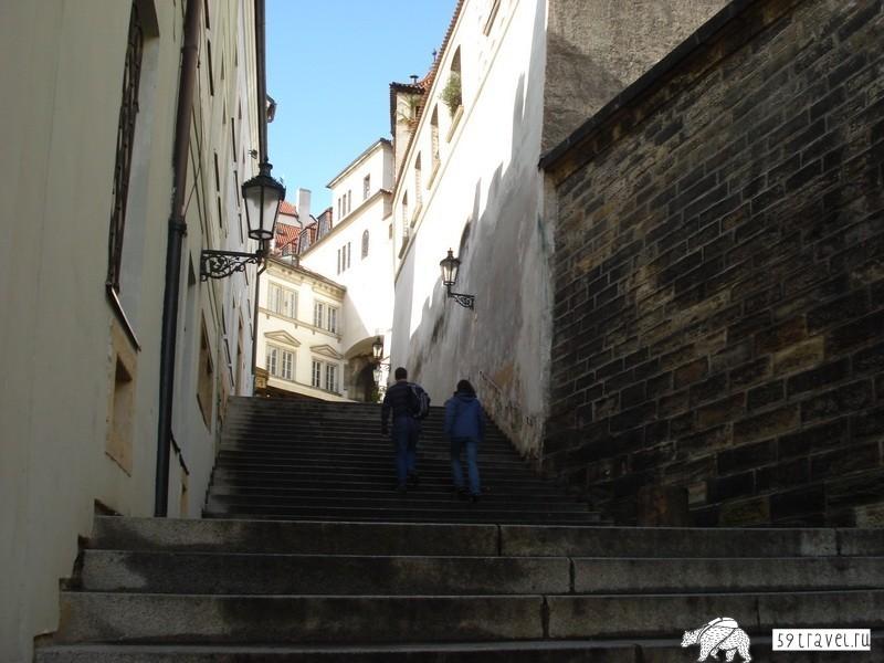 Галопом по Европе. Часть 2. Прага