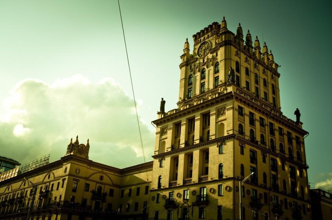 Ностальгическая прогулка по Минску