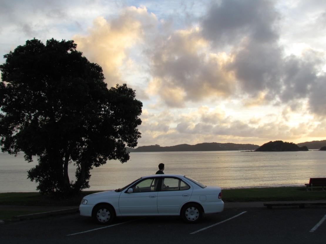 Прогулка под Облаками — переезды и размещения в Новой Зеландии
