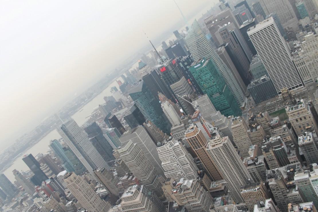 Почему не стоит подниматься на Empire State Building