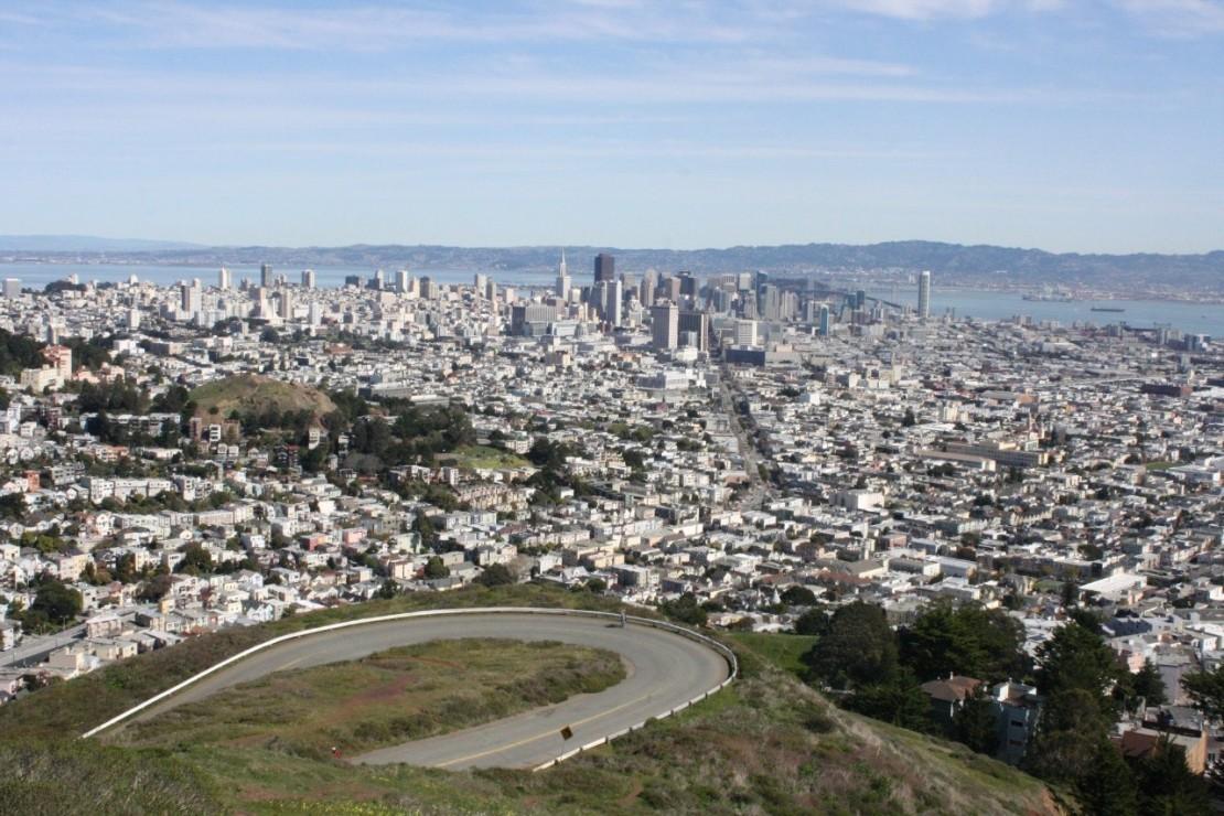 Сан-Франциско — открытый город