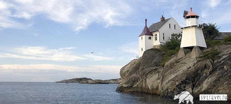 Жить на маяке - хорошая альтернатива скучным отелям