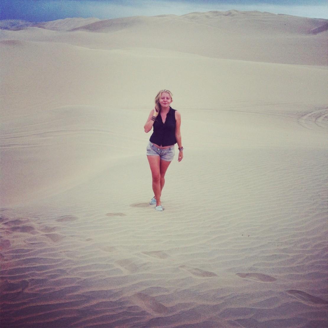 Перу: курортный оазис в пустыне