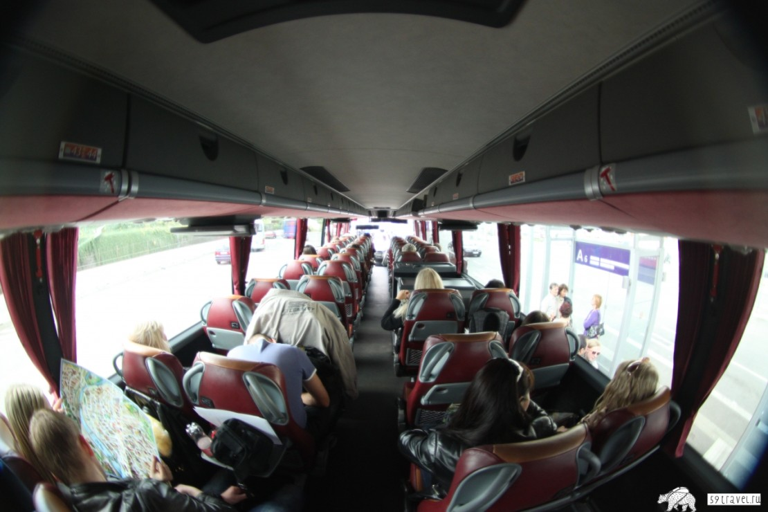 Orangeways - автобусная компания дискаунтер