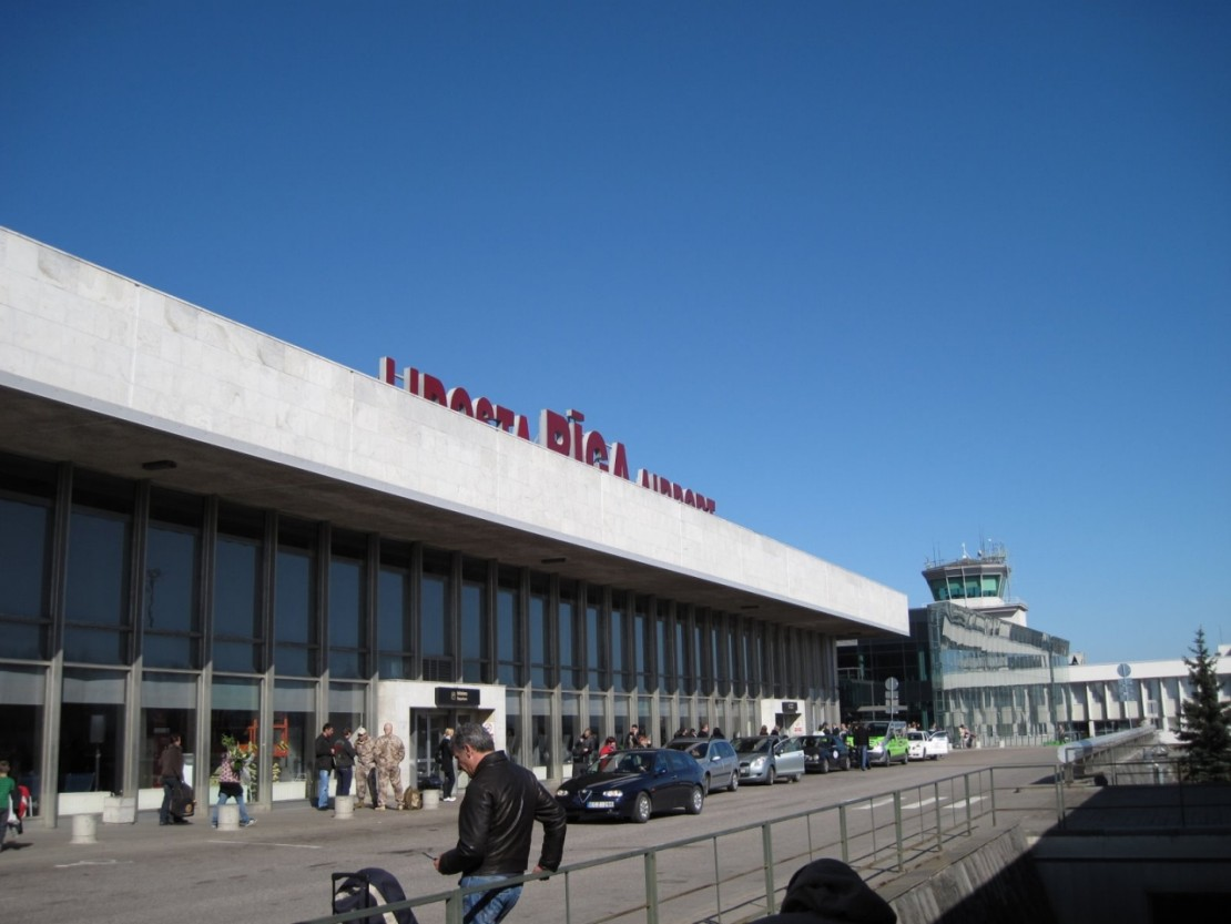 Аэропорт Рига (Airport Riga), Латвия