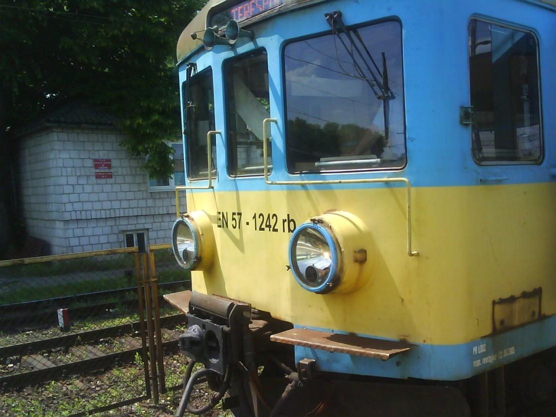 Поезда и железная дорога в Польше