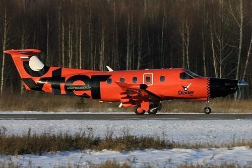 Авиатакси Dexter будет летать из Екатеринбурга в Пермь, Курган, Тюмень и Магнитогорск