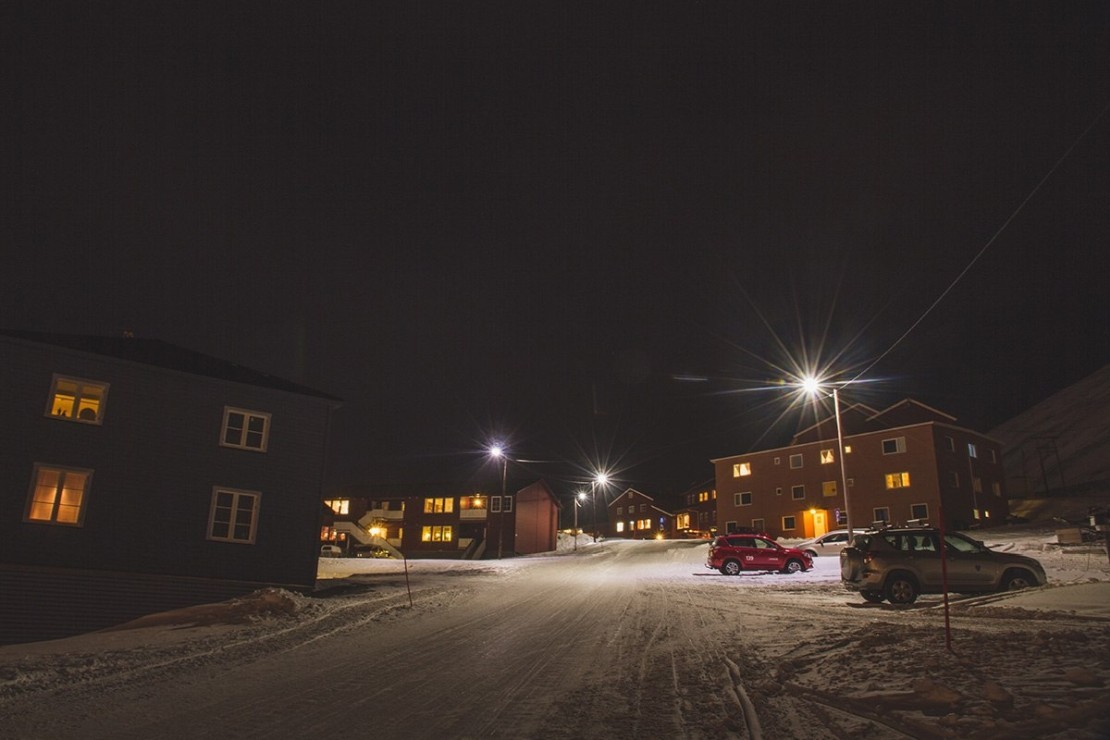 Arctic Notes со Шпицбергена