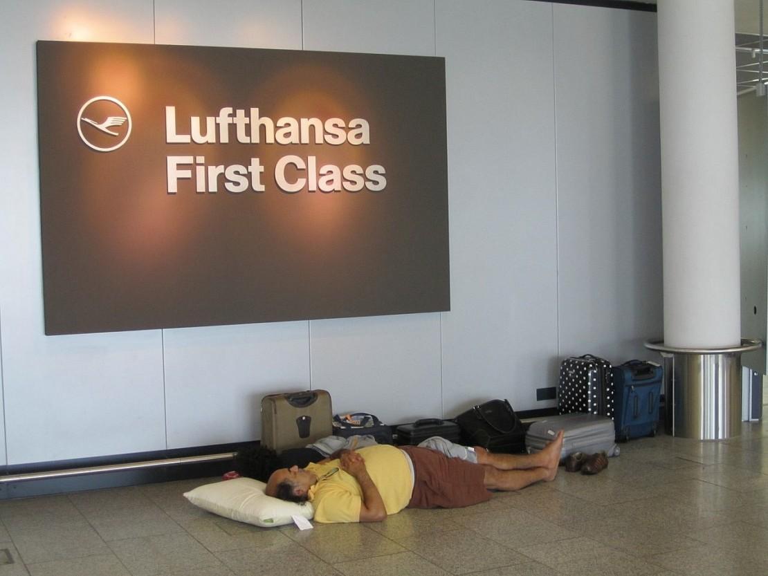 Удобный сервис о ночевках в аэропорту и не только
