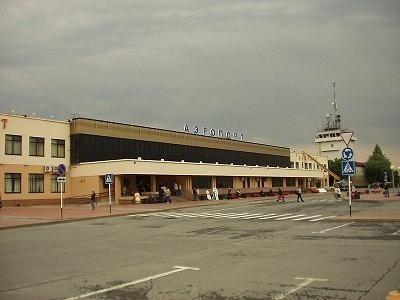Аэропорт Тюмень - Рощино (Airport Tumen), Россия