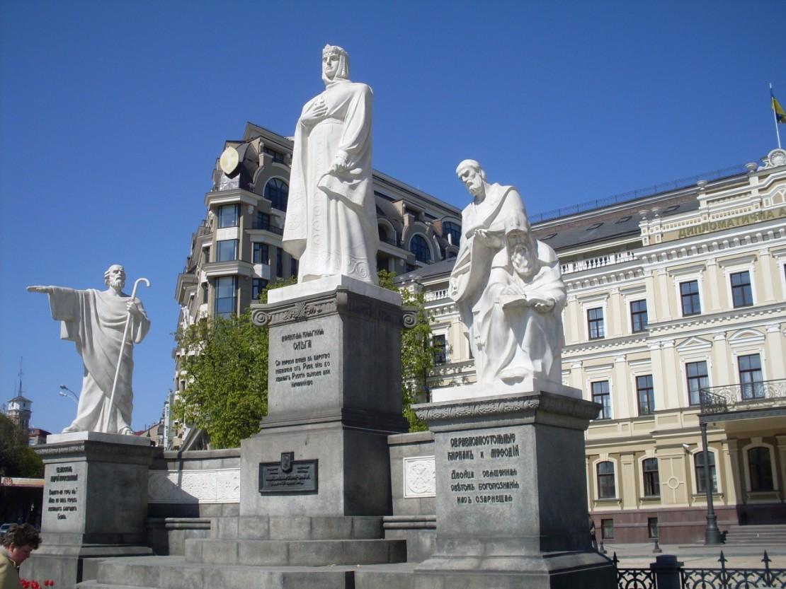 По городам Новой Восточной Европі
