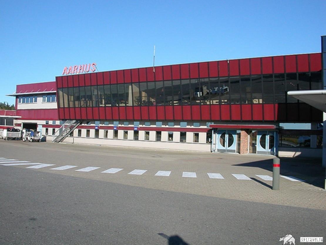 Аэропорт Орхус (Aarhus Airport), Дания