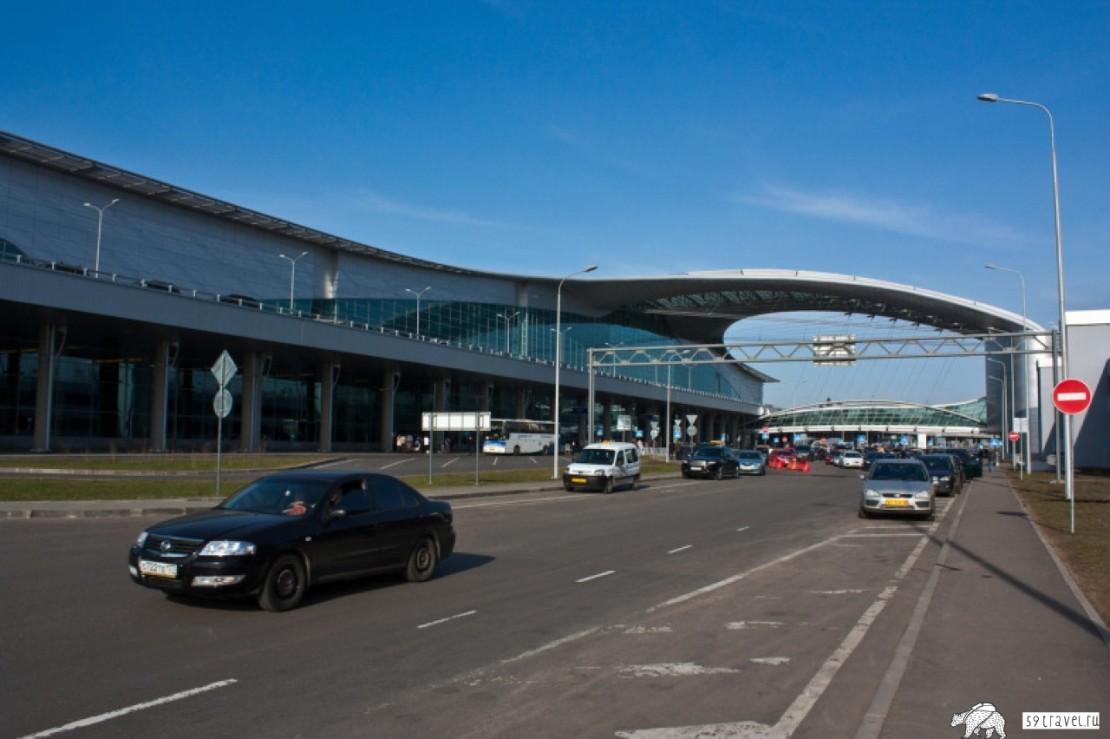Аэропорт Шереметьево - Москва (Airport Sheremetyevo), Россия