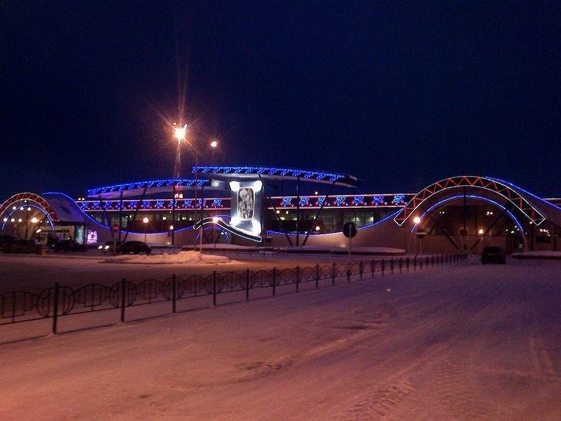 Аэропорт Сургут (Airport Surgut), Россия