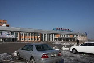 Аэропорт Улан-Удэ - Байкал (Airport Ulan-Ude), Россия