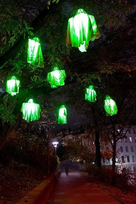 Фестиваль света и огней в Лионе
