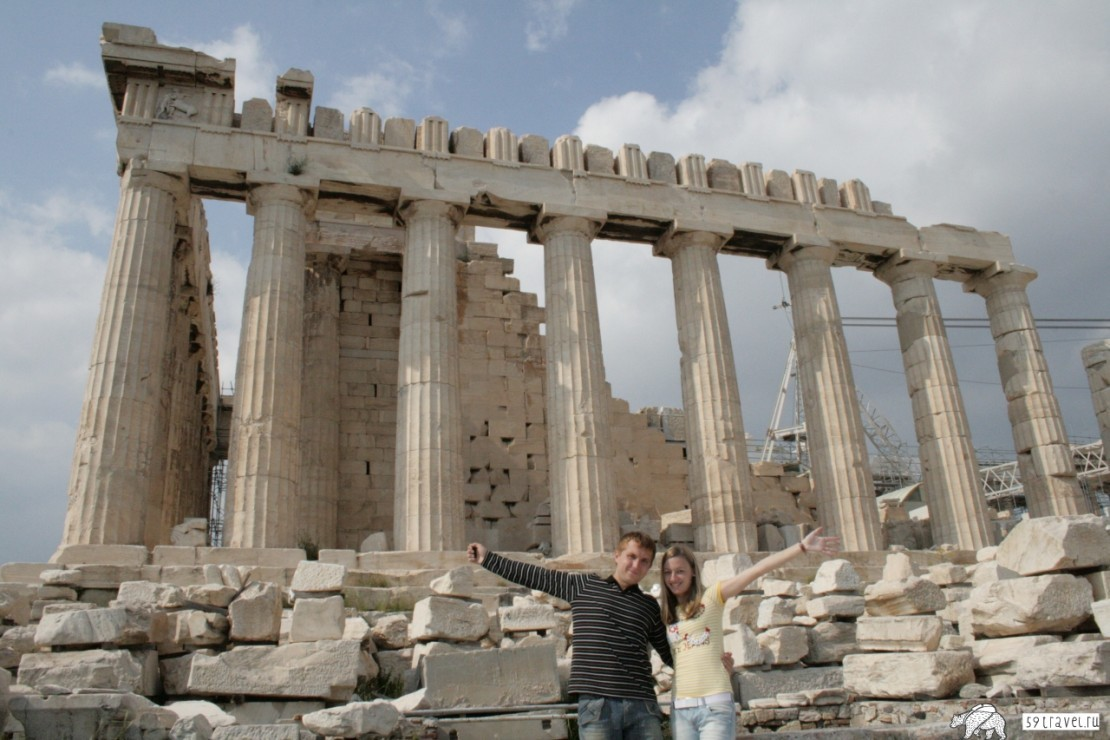 Моя Греческая Сказка...