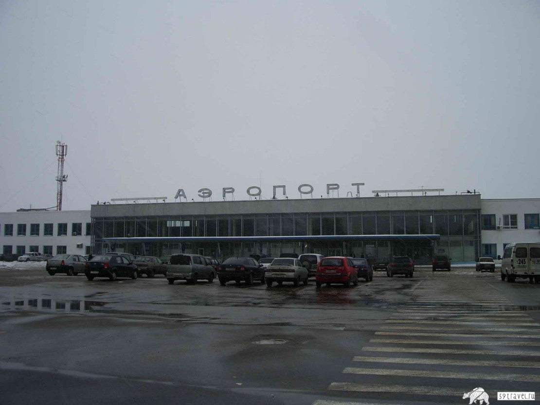 Аэропорт Стригино - Нижний Новгород (Airport Strigino), Россия