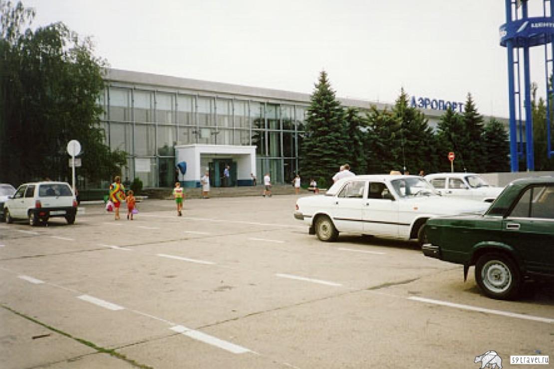 Аэропорт Анапа - Витязево (Airport Vityazevo), Россия