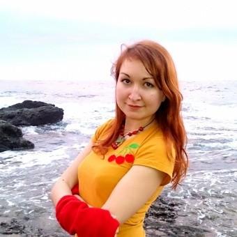 Солнце Рыженькое