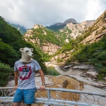 путешествие в самую закрытую страну в мире. Алмазные горы и как я съел собаку