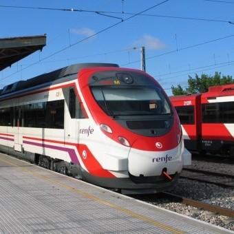 Поезда и железная дорога в Испании