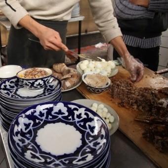 Где готовят самый вкусный плов в Ташкенте