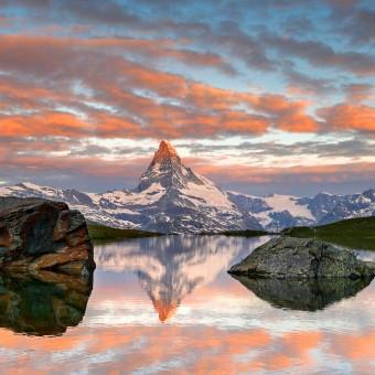 Экспедиция в горы и озёра Швейцарии (29 июня - 06 июля 2019)