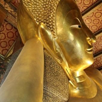 Бангкок: там, где лежит Будда