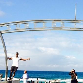 Яна Гуляева - про образовательную поездку в Австралию совместно со Students International