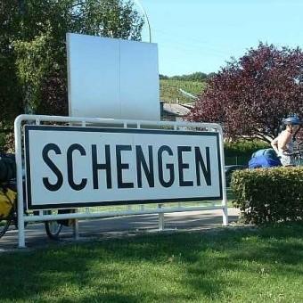 Транзит между двумя шенгенскими аэропортами