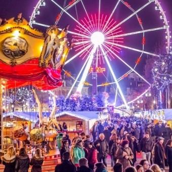 Самые интересные города в Европе для встречи Рождества