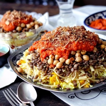 5 блюд, которые нужно попробовать в Египте