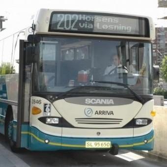 Автобусы в Швеции