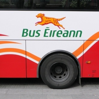 Автобусы в Ирландии