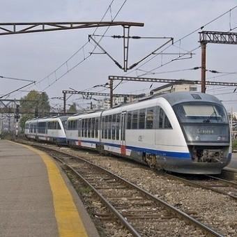 Поезда и железная дорога в Румынии