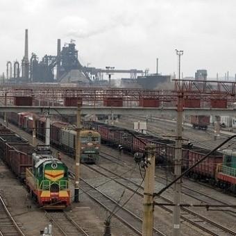 Поезда и железная дорога в Украине