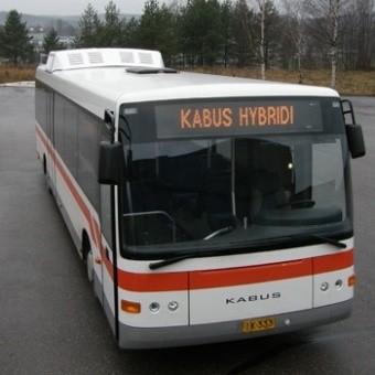 Автобусы в Финляндии