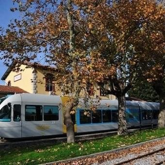 Поезда и железная дорога в Греции