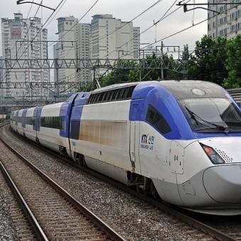 Поезда и железная дорога в Южной Корее