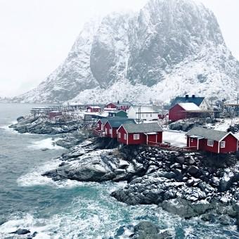 Лофотенские острова c 23 февраля по 2 марта 2018 года