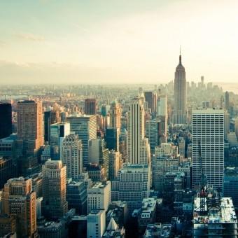 Нью-Йорк – город из кино