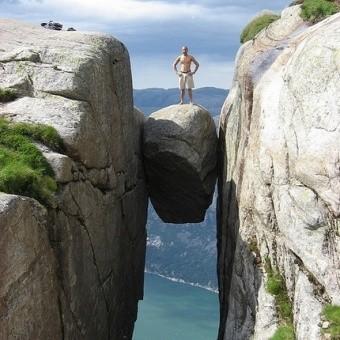 5 самых фотогеничных и красивых мест в Норвегии