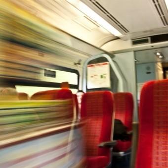 Железные дороги и поезда