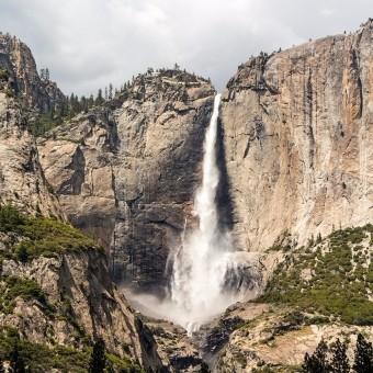 Самые высокие и необычные водопады мира