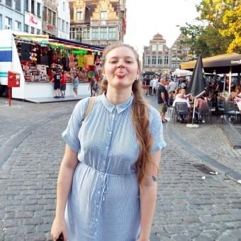 Я переехала в Брюссель