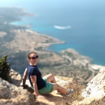 Я переехала на Кипр