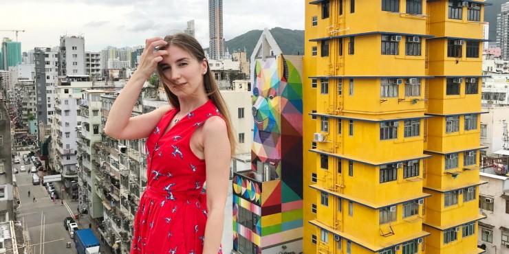 Я переехала в Гонконг